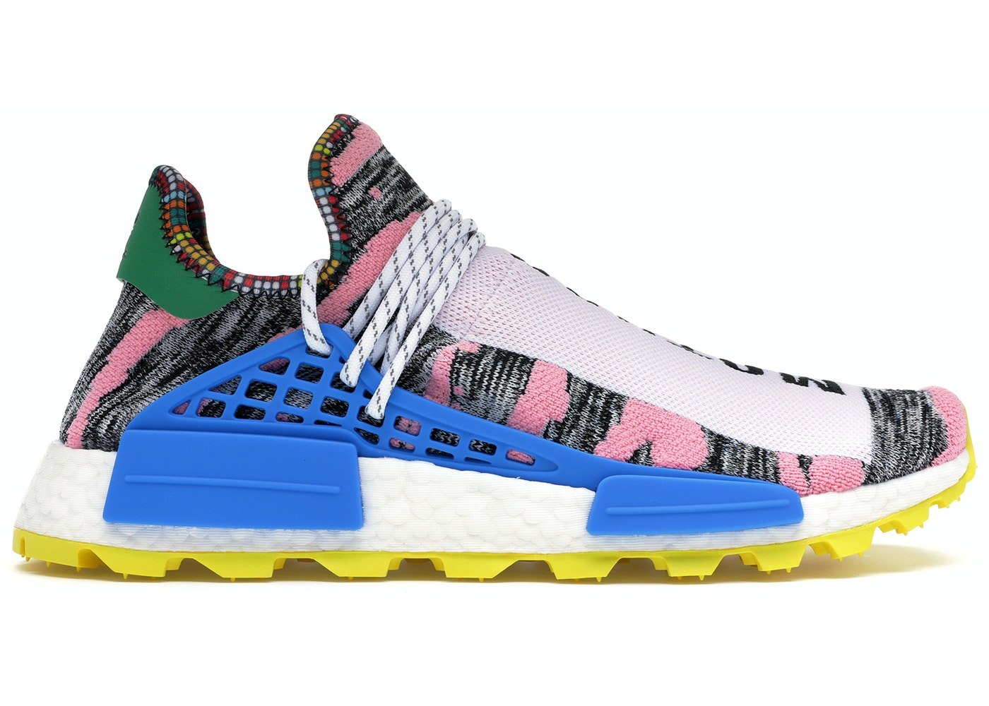 Adidas Nmd Hu Pharrell Solar Pack Mother Bb9531