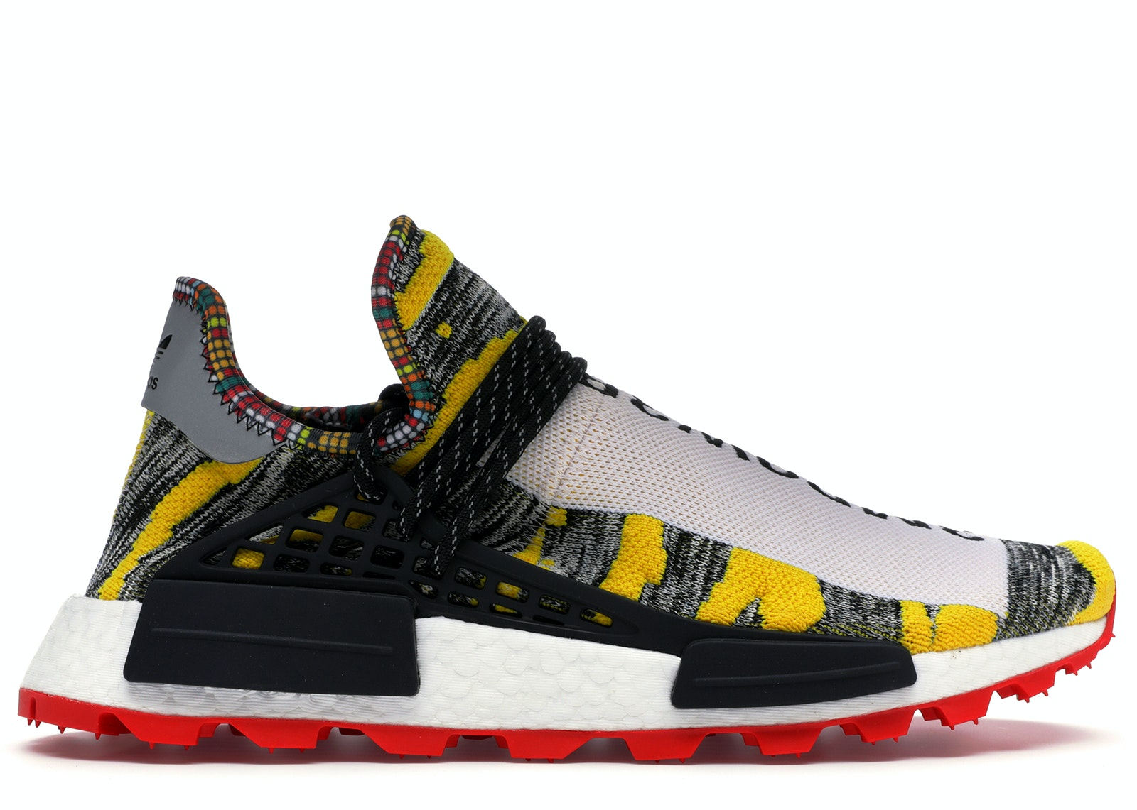 adidas NMD Hu Pharrell Solar Pack Red