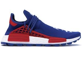 the latest 59a8b 920bc adidas NMD Hu Pharrell x Nerd Blue