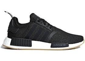 Adidas Nmd R1 Black Gum 2018 B42200