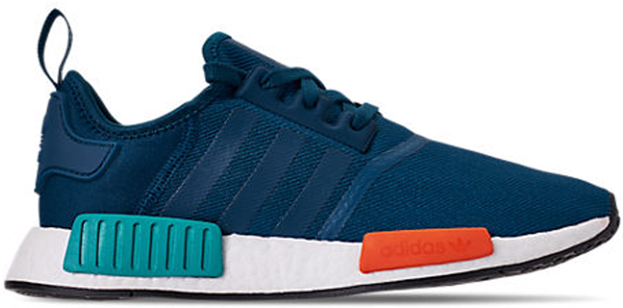 adidas NMD R1 Blue Night Energy Orange