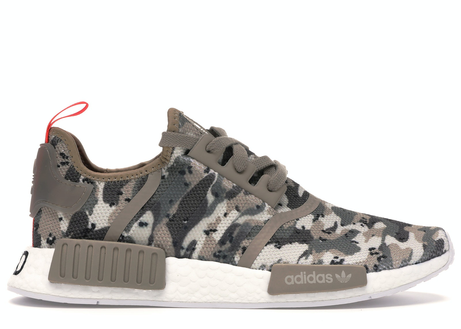 adidas NMD R1 Camo Clear Brown