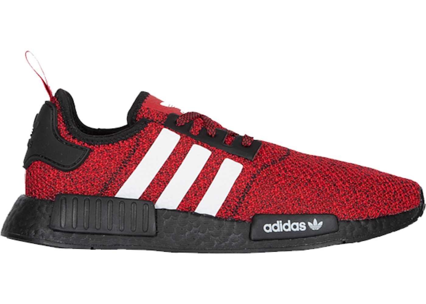 premium selection 9ebfc e8252 adidas NMD R1 Carbon Red White Black