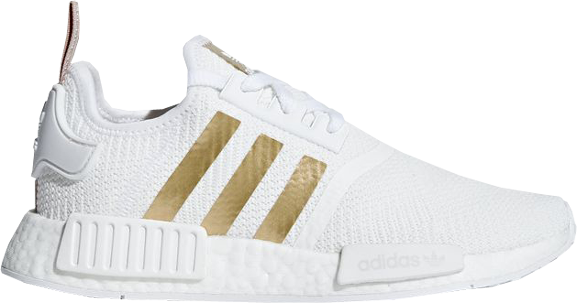 adidas NMD R1 Cloud White Copper Metallic (W)