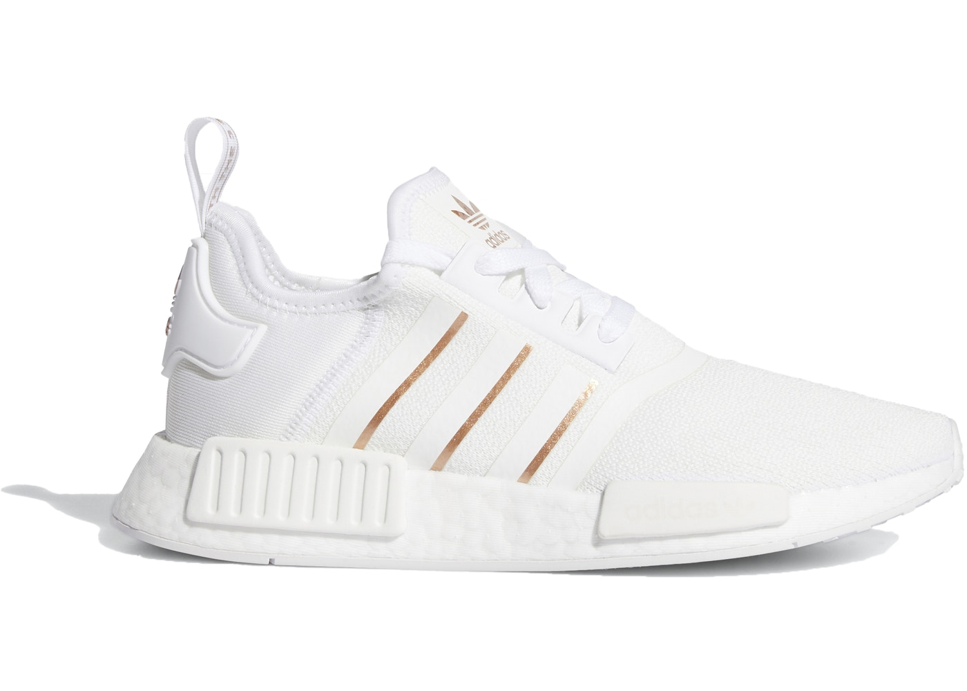 Adidas Nmd R1 Cloud White Rose Gold W Fw6434