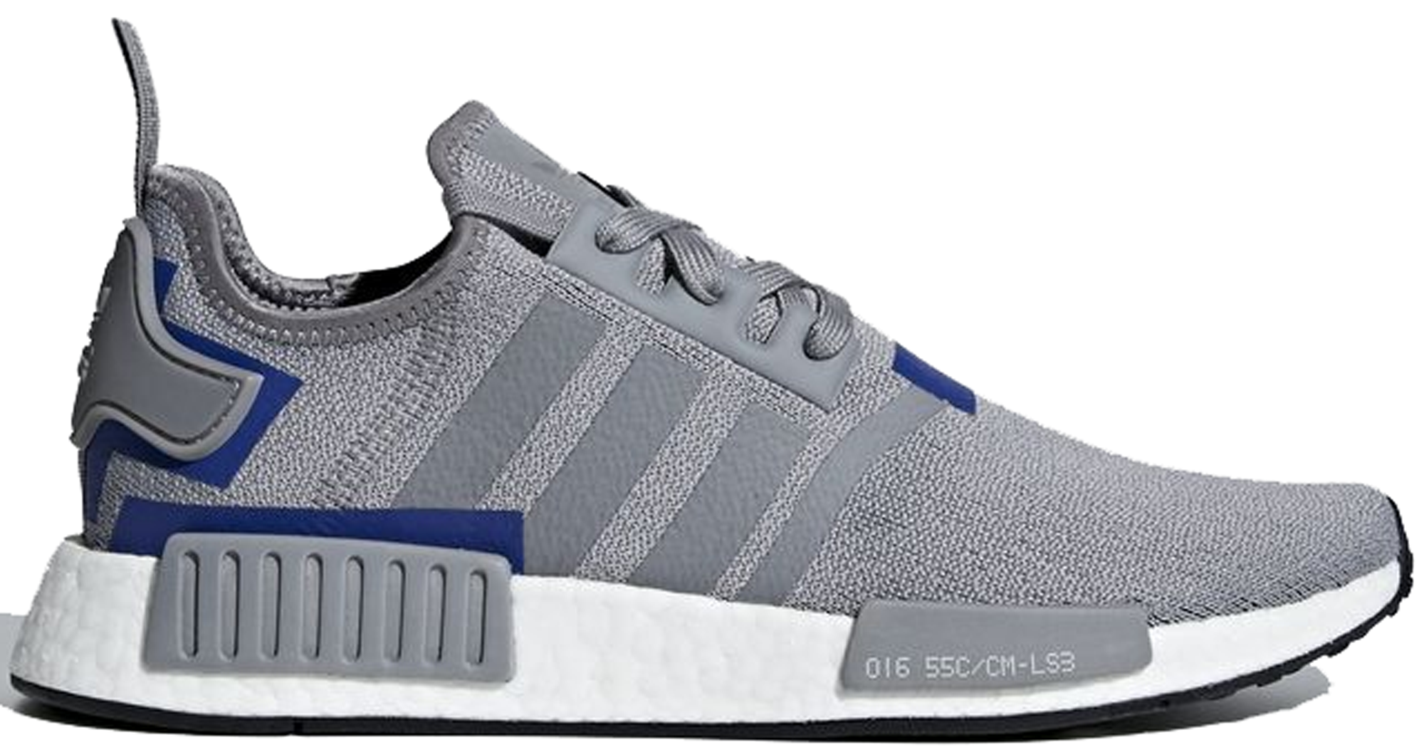 adidas NMD R1 Colorblock Grey Blue - BD7742