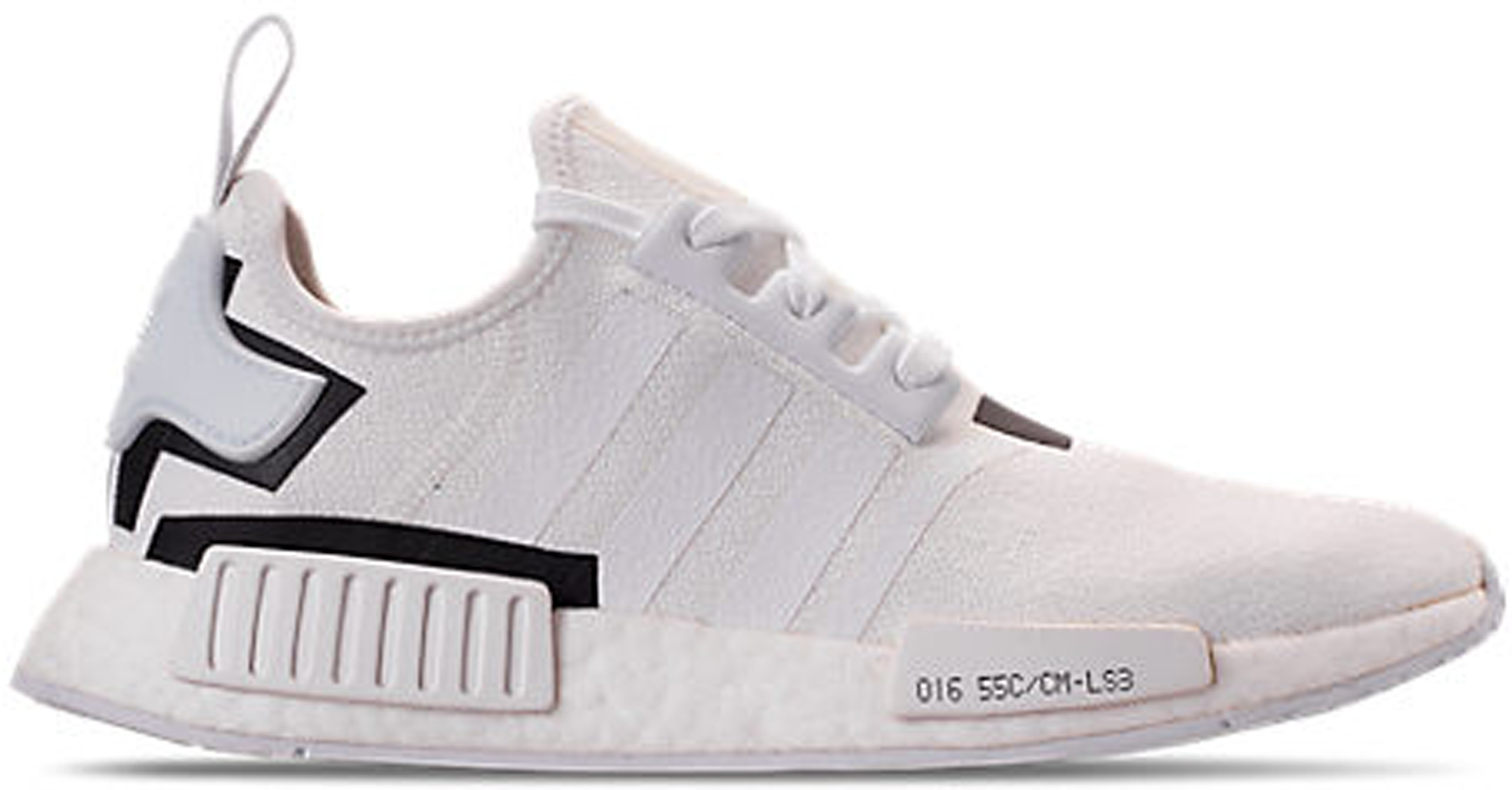 adidas nmd r1 white and black