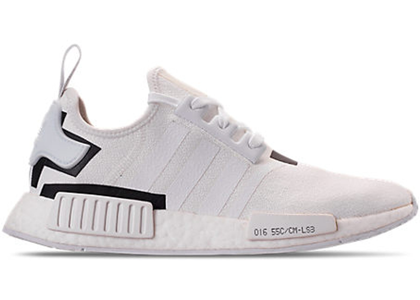 adidas NMD R1 Colorblock White Black