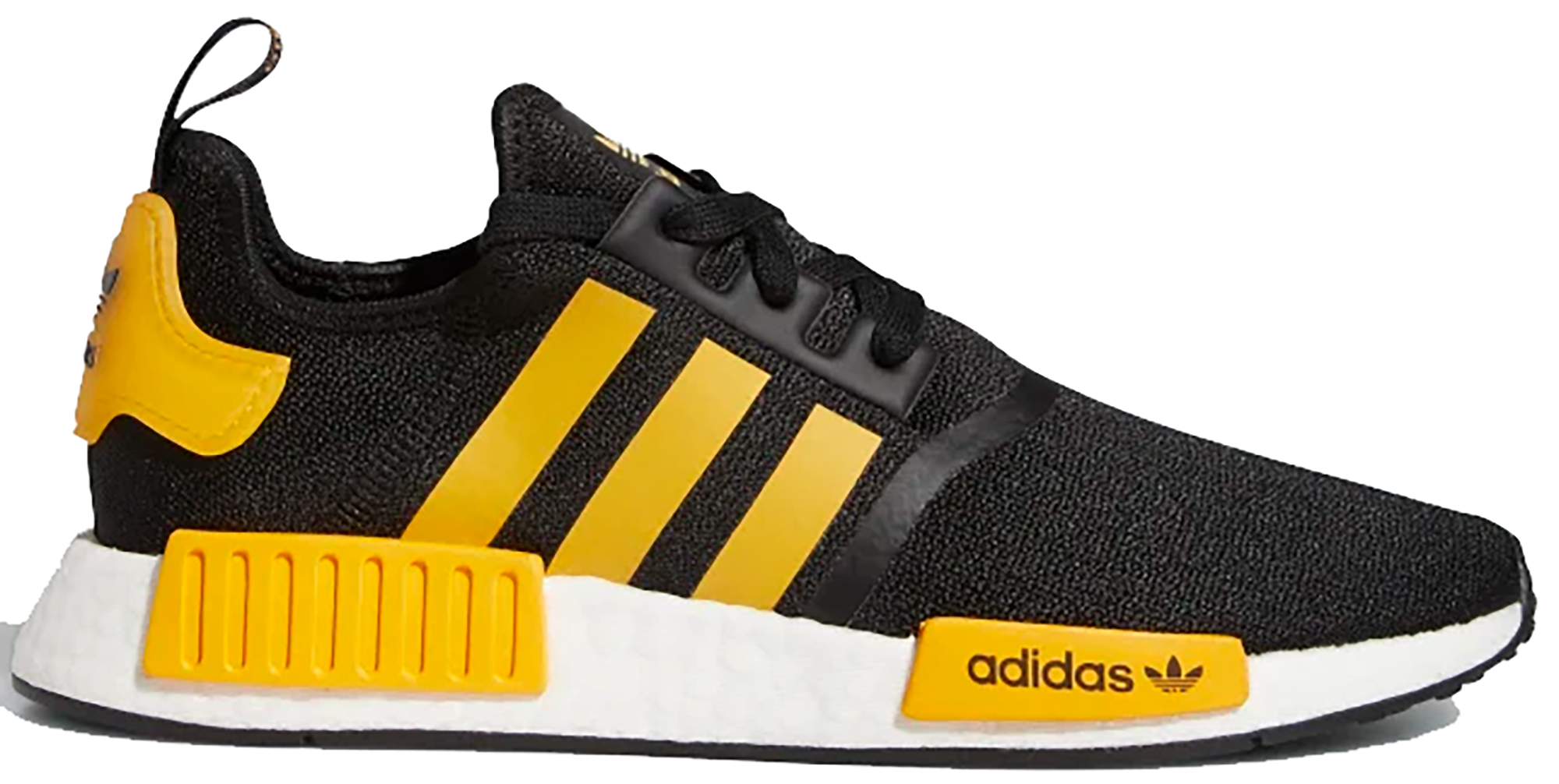 adidas NMD R1 Core Black Active Gold