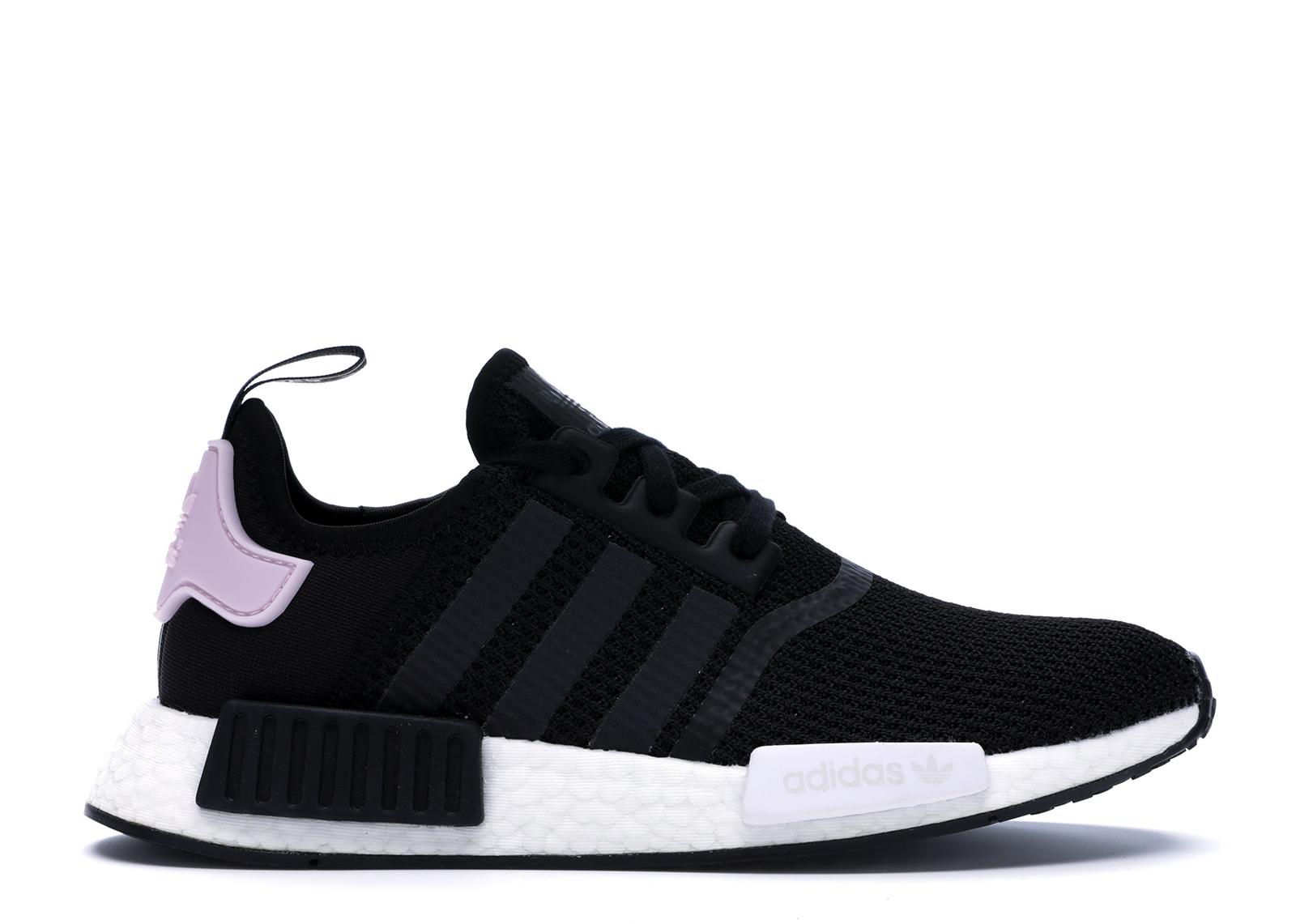 adidas nmd core nero pink
