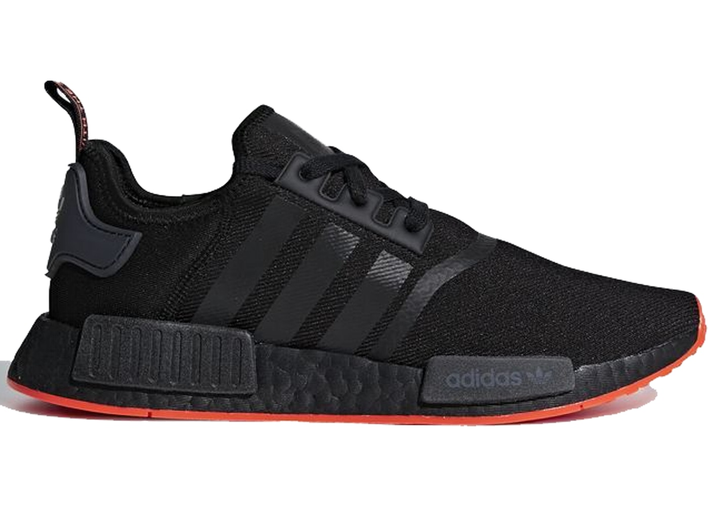 super popular f16e5 69e8b Sell. or Ask. Size: 11. View All Bids. adidas NMD R1 Core Black Solar Red