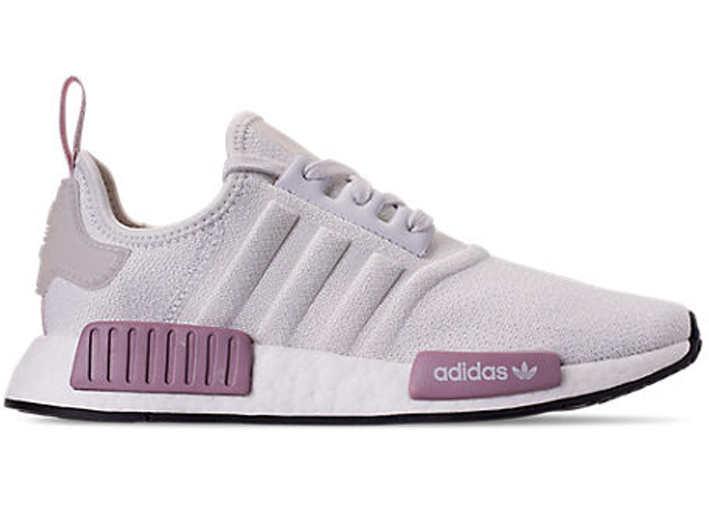 huge discount f77f2 5d9e7 adidas NMD R1 Crystal White Orchid Tint (W)