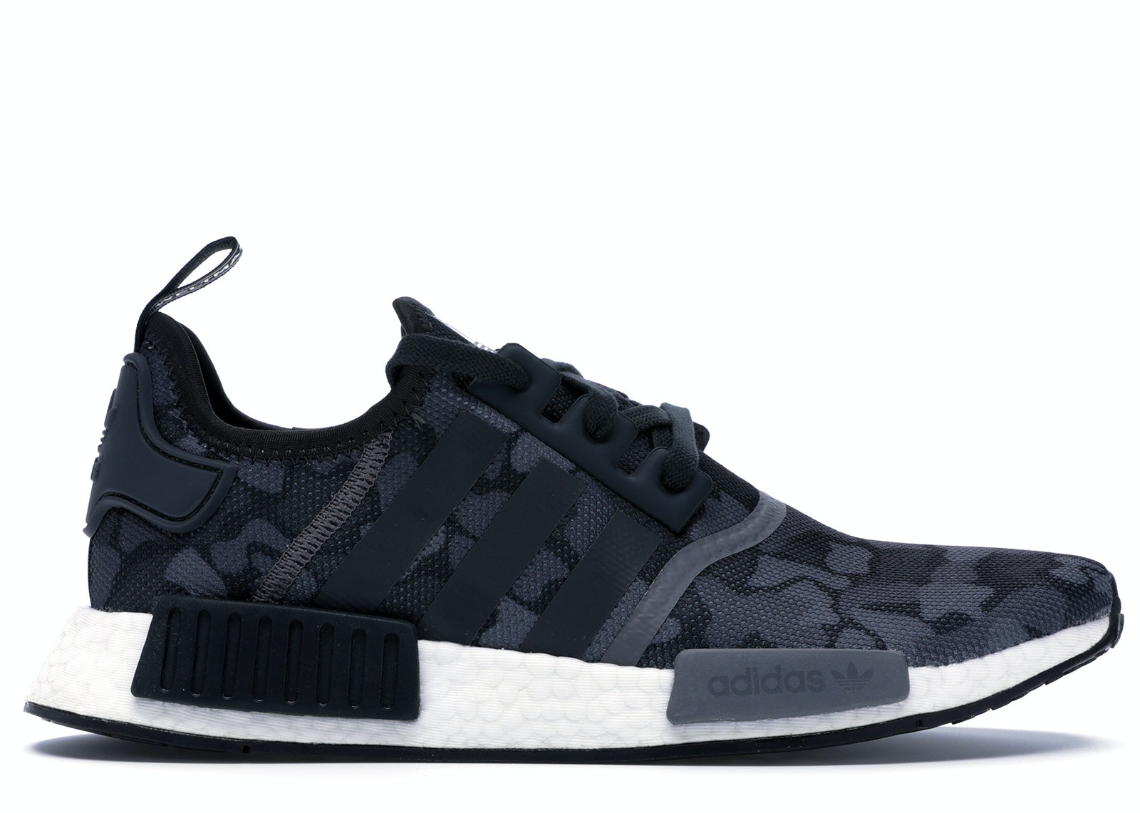 adidas NMD R1 Duck Camo Core Black