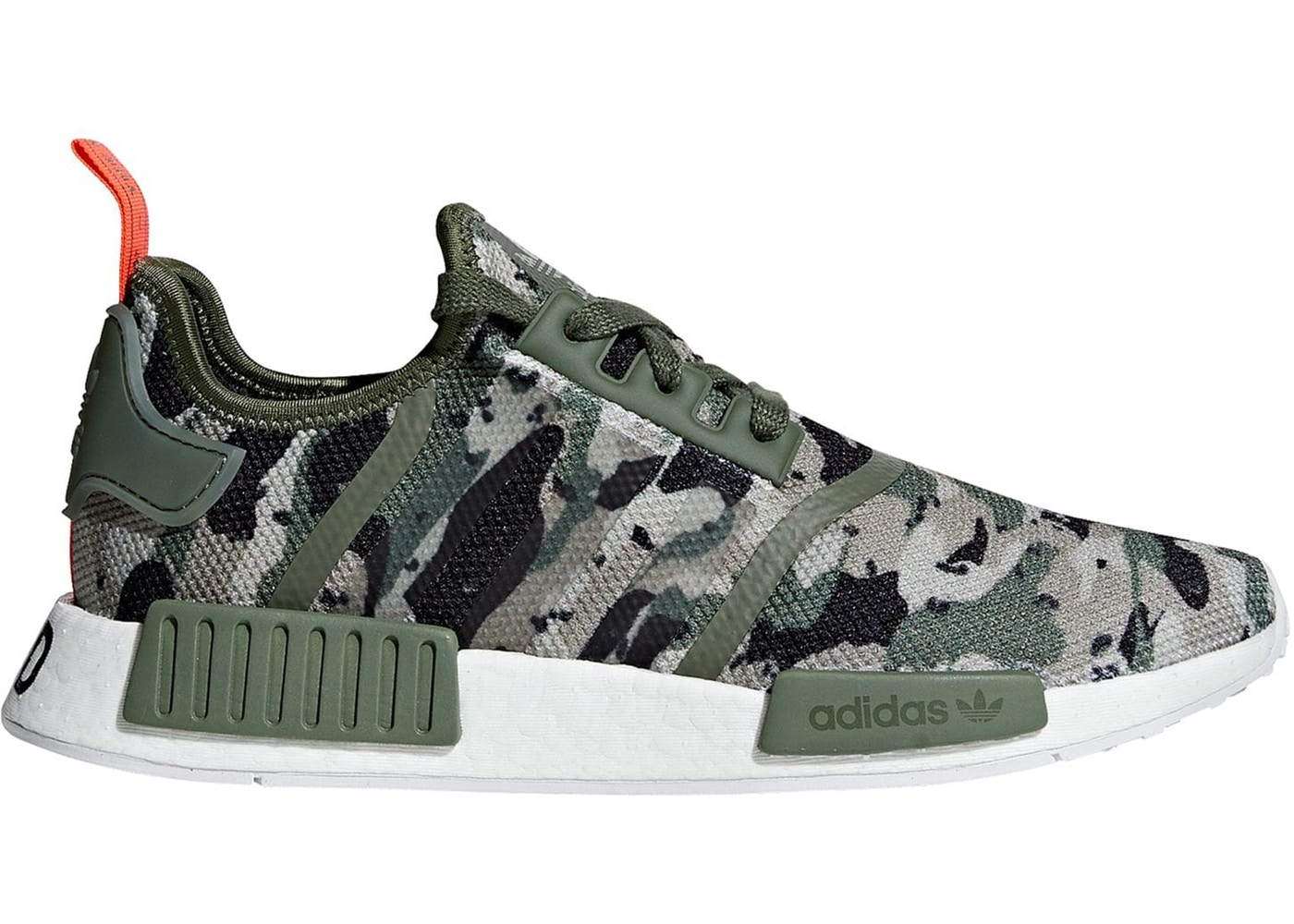 b10ee7a2b Sell. or Ask. Size  8.5. View All Bids. adidas NMD R1 Green Camo