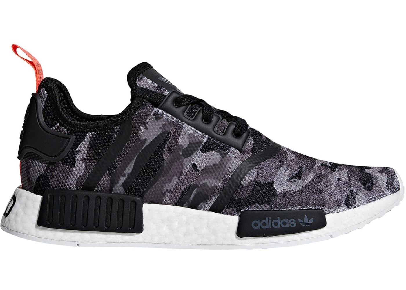 on sale ca59e 28642 adidas NMD R1 Grey Camo