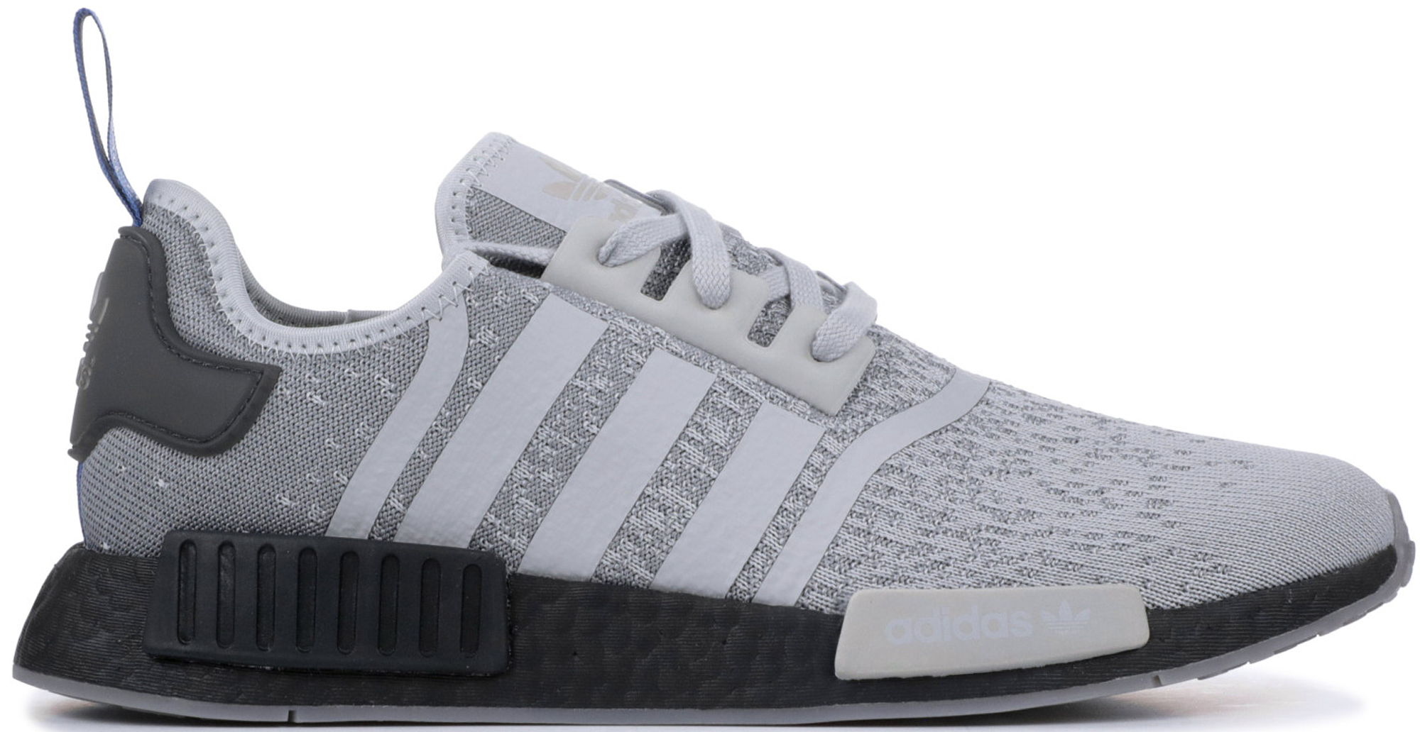 """Outlet Best Adidas NMD R1 PK """"JD Sports"""" GreyWhite"""