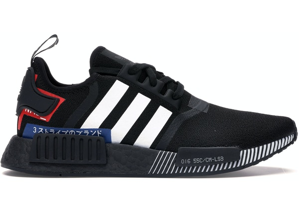 ac4b35433 adidas NMD R1 Japan Pack Black (2019) - EF1734