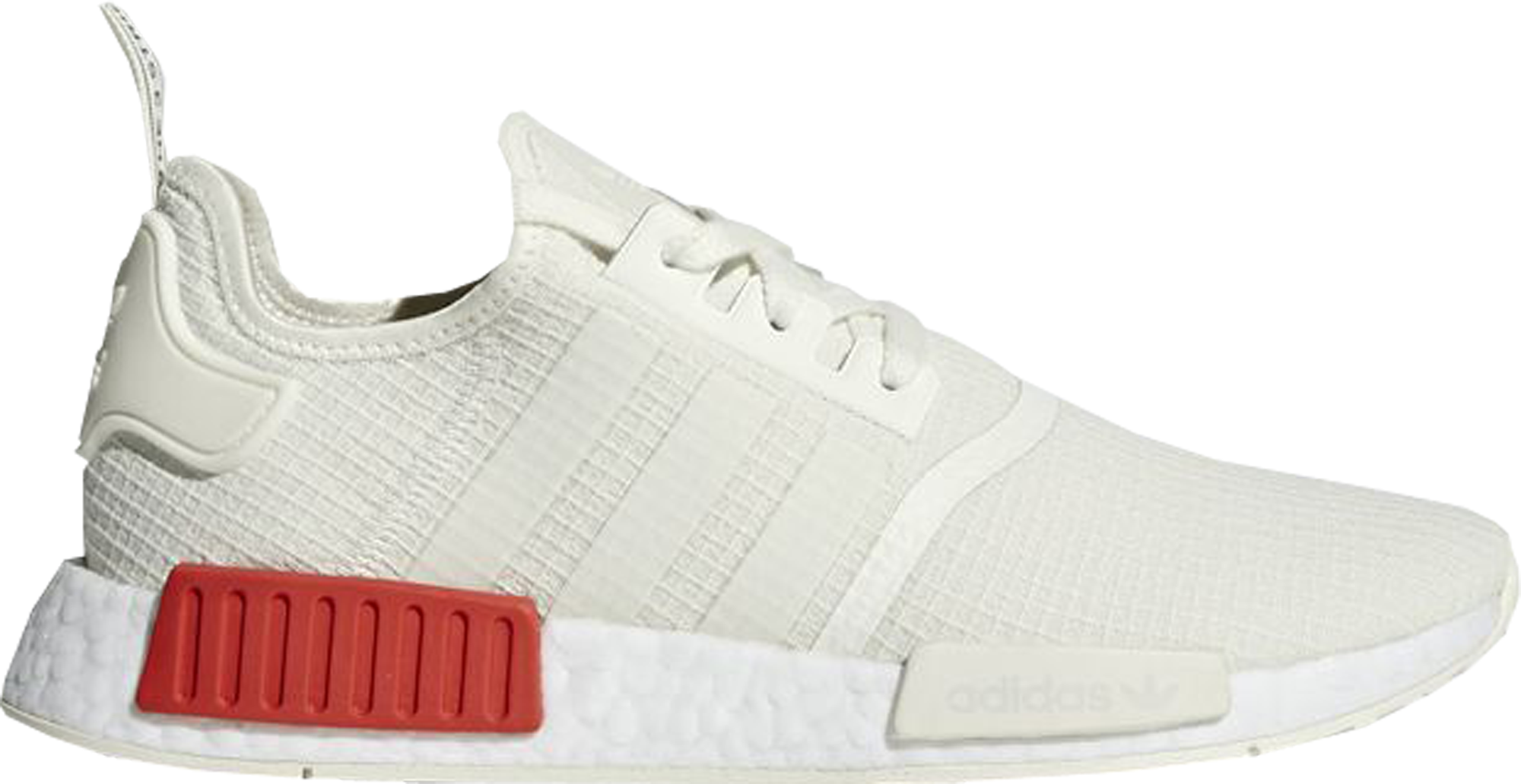 e5296c00bb74c ... 50% off adidas nmd r1 off white lush red 0808a 88fb1 ...