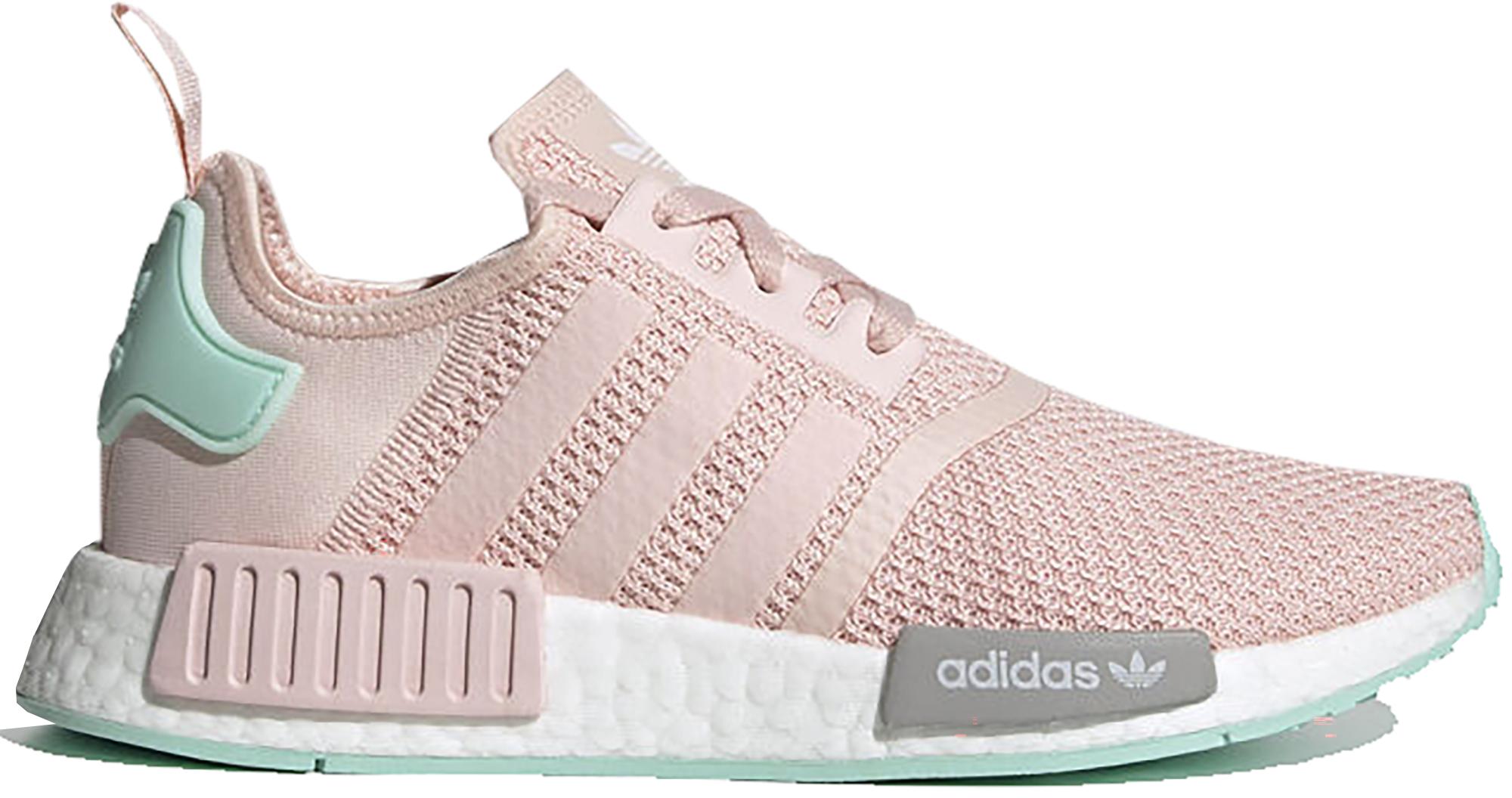 adidas NMD R1 Pink Grey Mint (W) - FX7198
