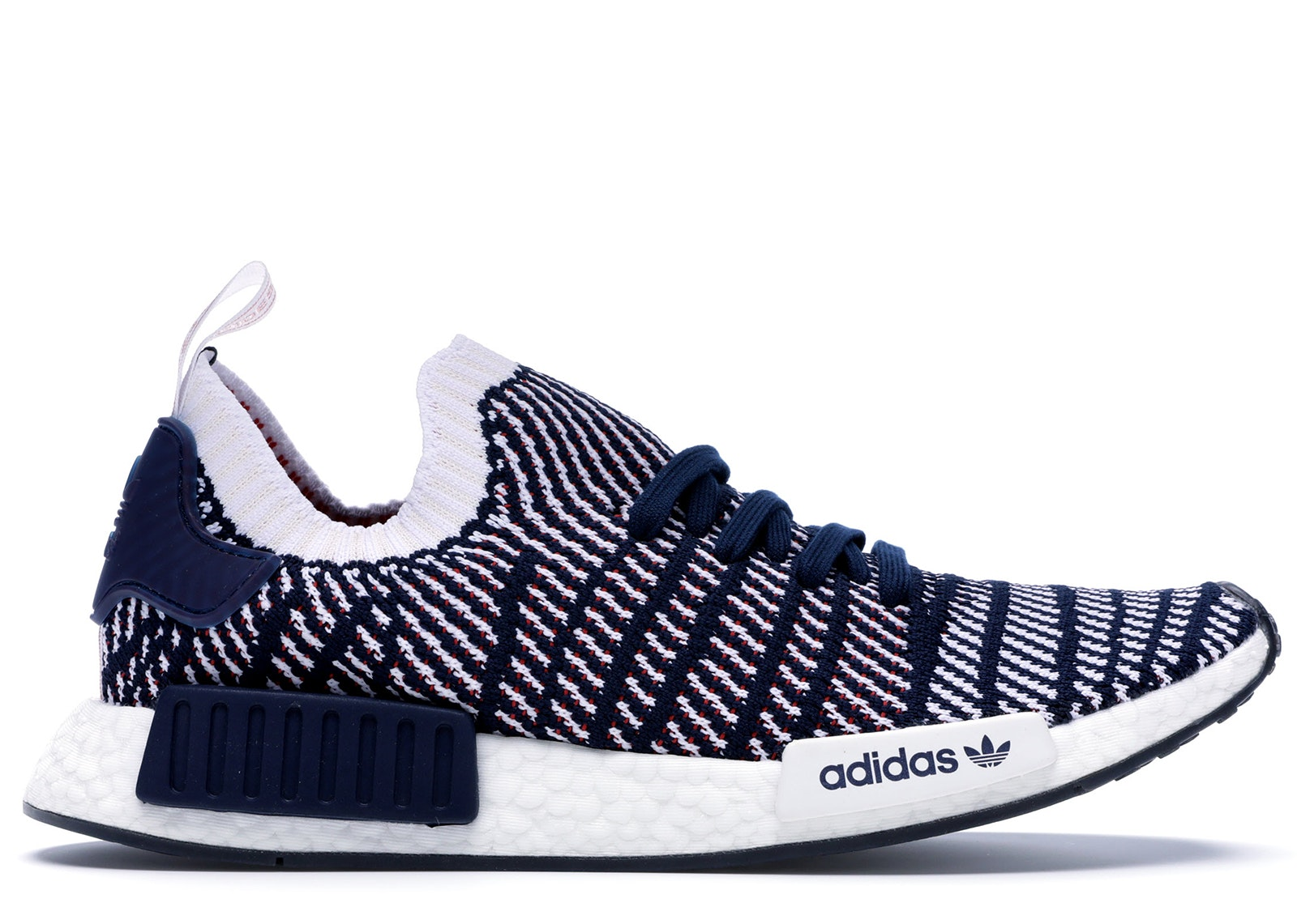 adidas NMD R1 STLT Navy White Red