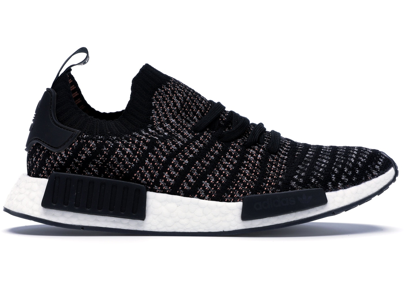 be7b181b3 adidas NMD R1 STLT Stealth Pack Core Black - B37636