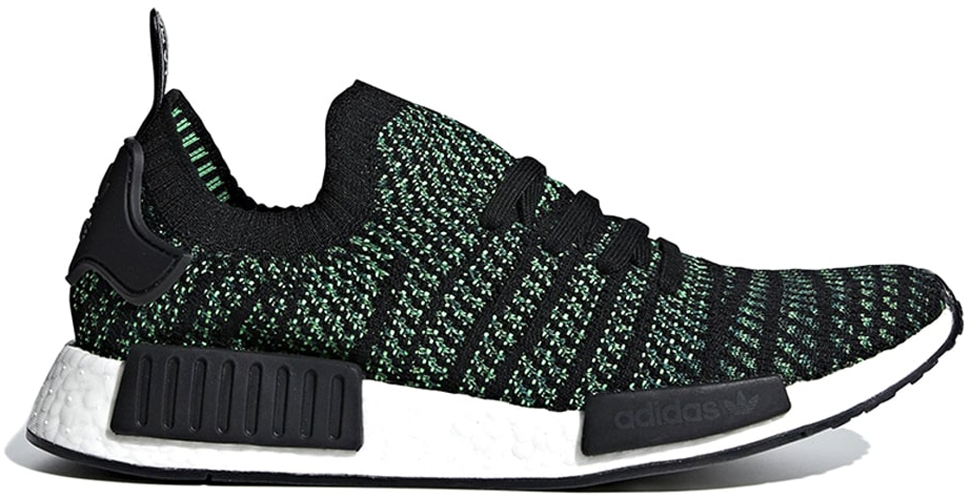 adidas NMD R1 STLT Stealth Pack Noble Green