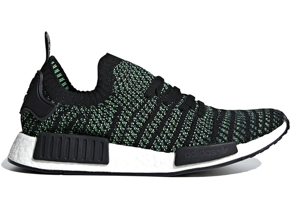 brand new 2fb59 f8ac4 adidas NMD R1 STLT Stealth Pack Noble Green