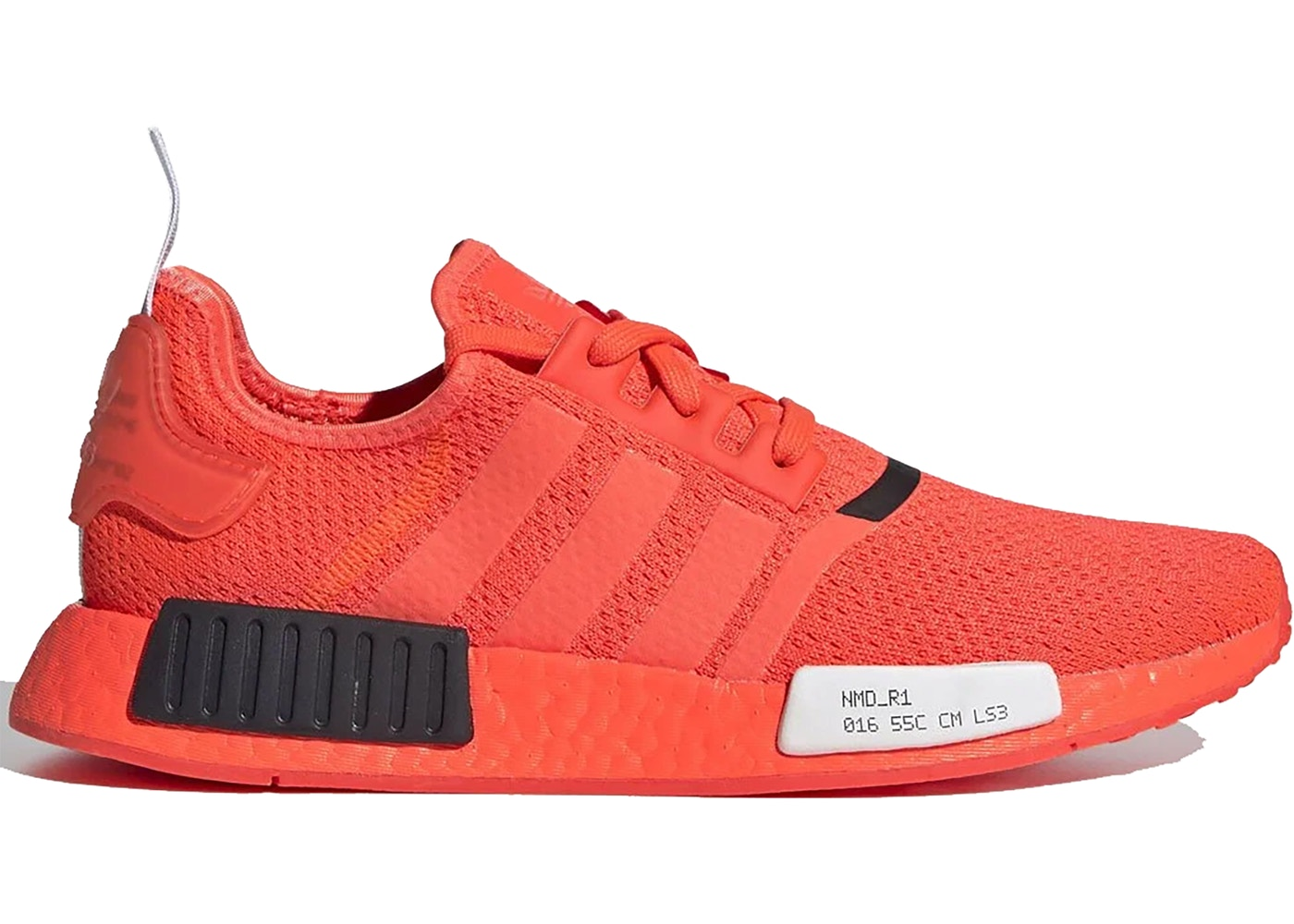 Adidas Nmd R1 Serial Pack Solar Red Ef4267