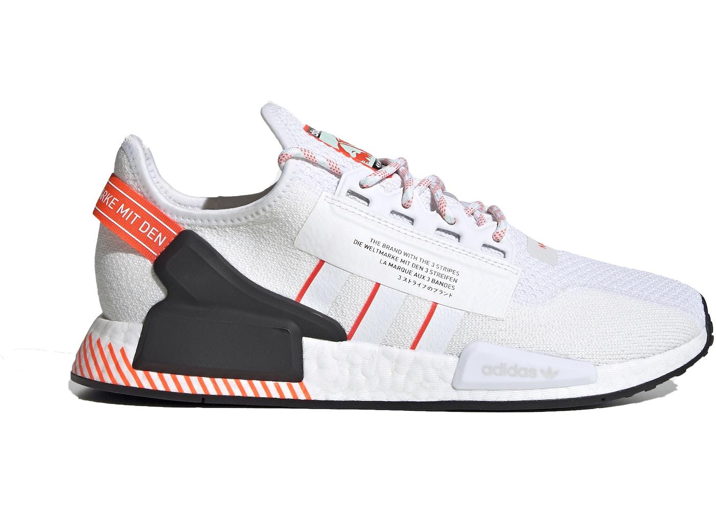 Adidas Nmd R1 V2 Cloud White Fw6410