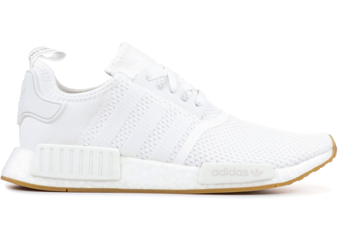 498738903 Sell. or Ask. Size  10. View All Bids. adidas NMD R1 White Gum ...