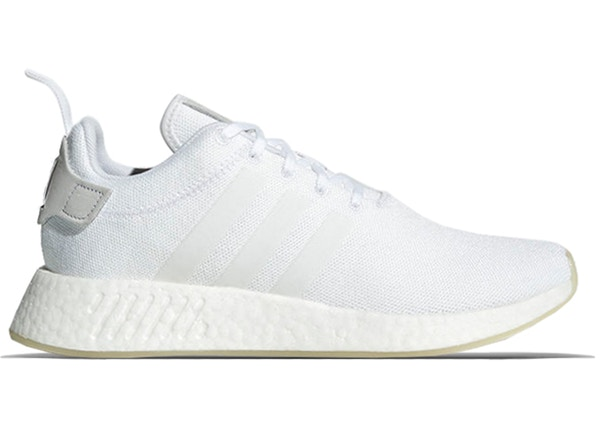 half off 1cf19 ec1de adidas NMD R2 Triple White
