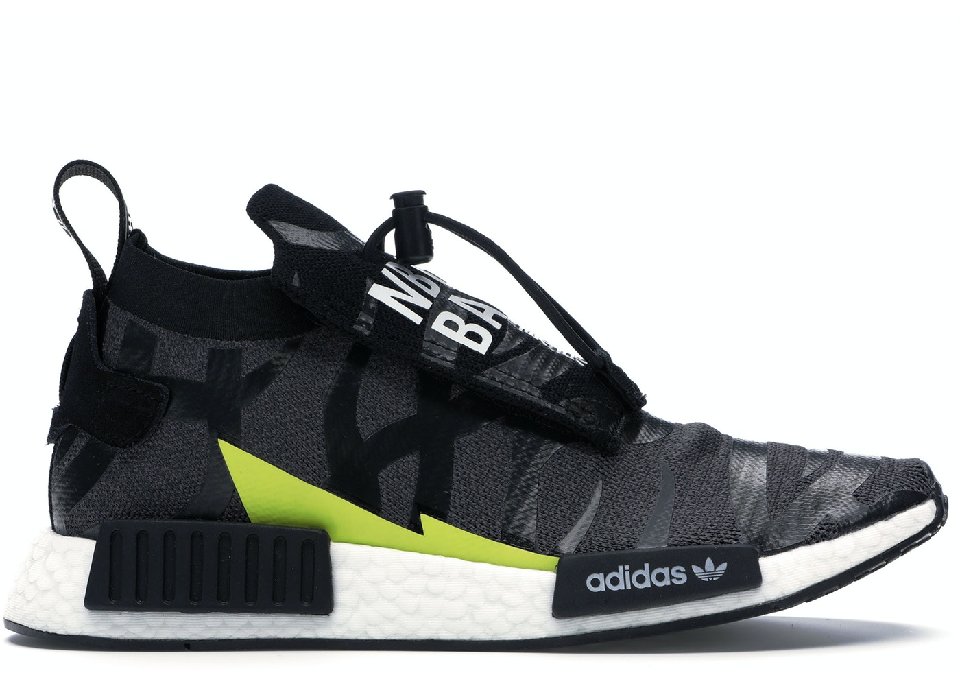 49cef21b72e6d adidas NMD TS1 Bape x Neighborhood - EE9702