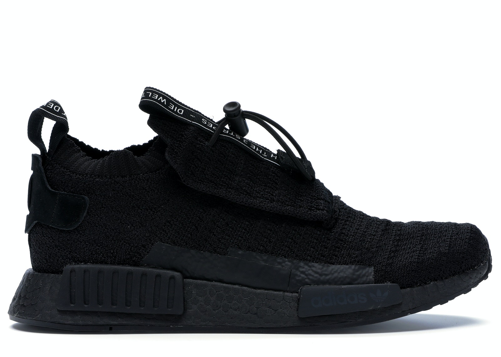 adidas NMD TS1 Gore-Tex Triple Black