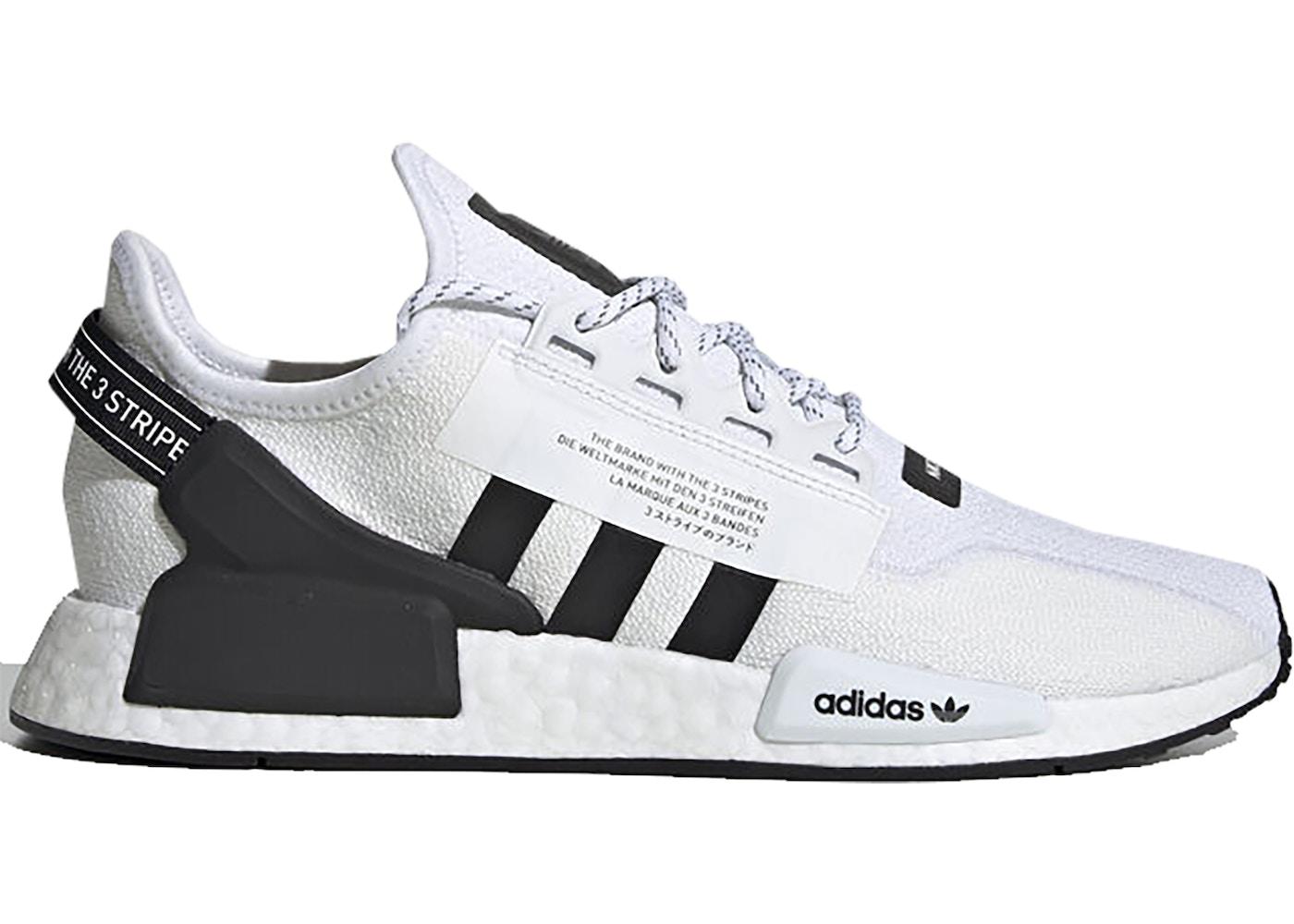 adidas NMD R1 Core BlackGrey Two Footwear White CQ0759