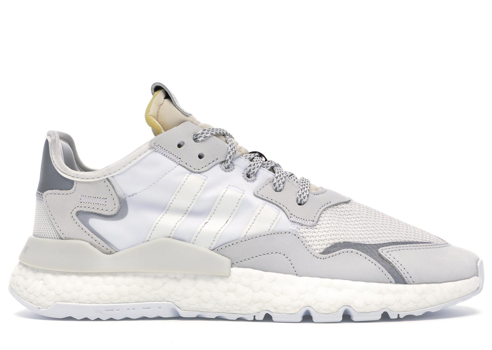 adidas Nite Jogger 3M White - EE5855