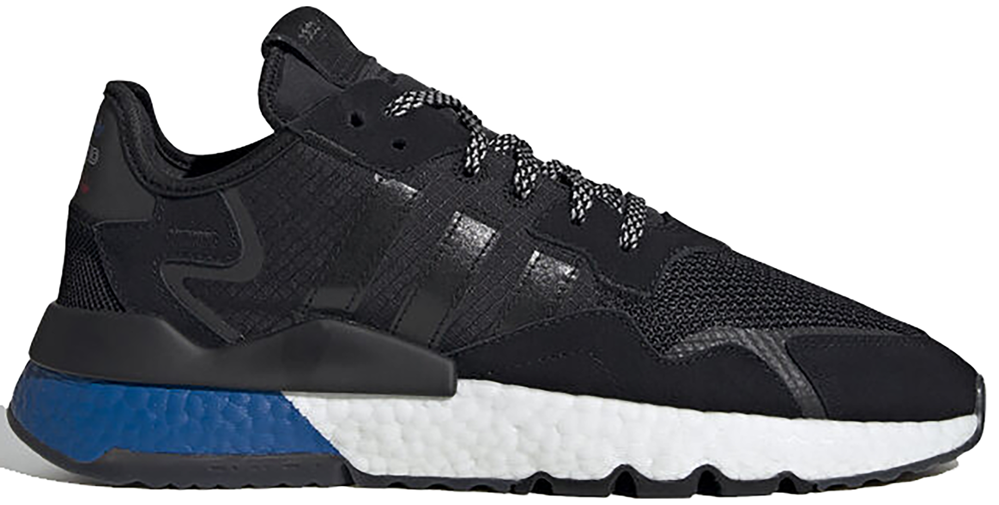 adidas Nite Jogger Core Black Lush Blue