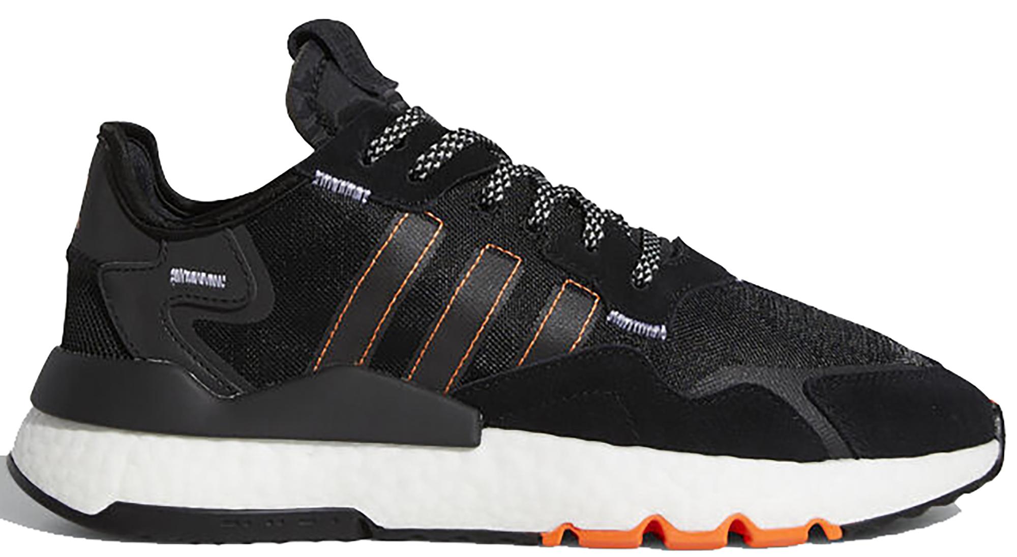 adidas Nite Jogger Core Black Solar