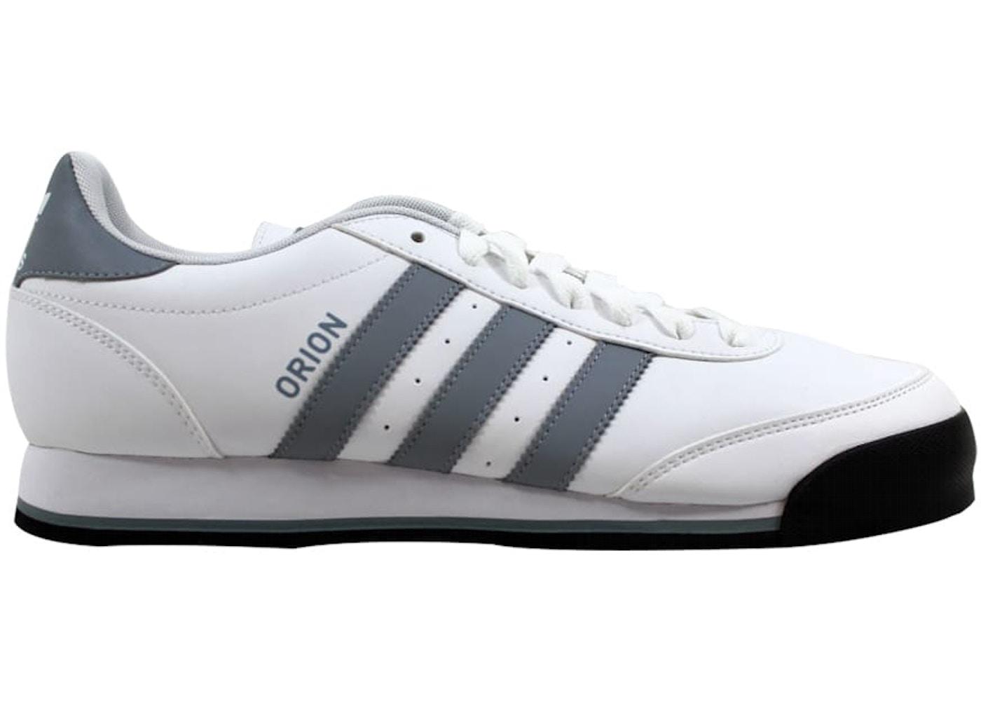 wholesale dealer 49e87 66ac2 adidas Orion 2 White Silver-Black