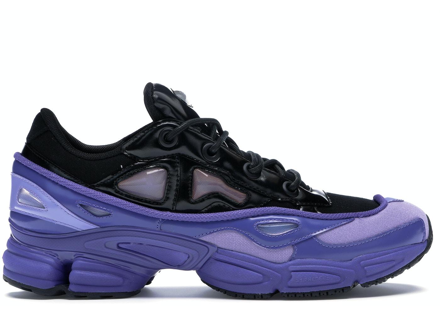 buy online 4963d 19365 adidas Ozweego 3 Raf Simons Purple Black