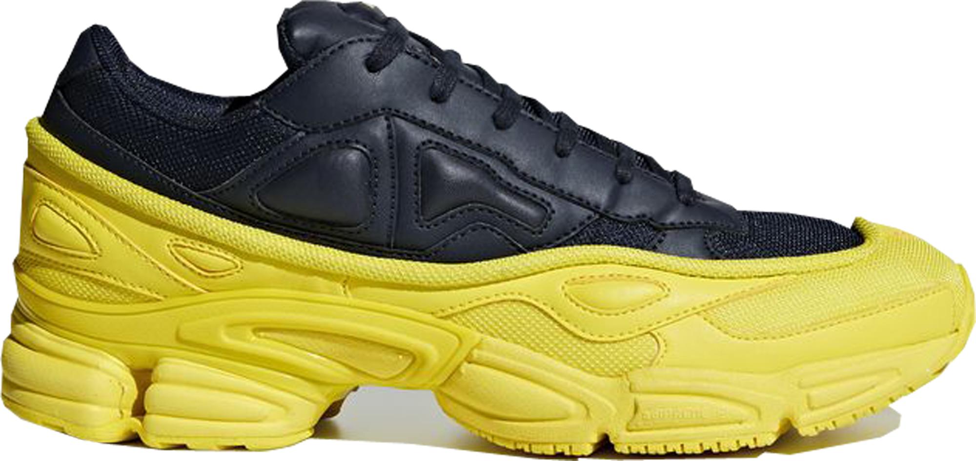 adidas Ozweego Raf Simons Bright Yellow Night Navy