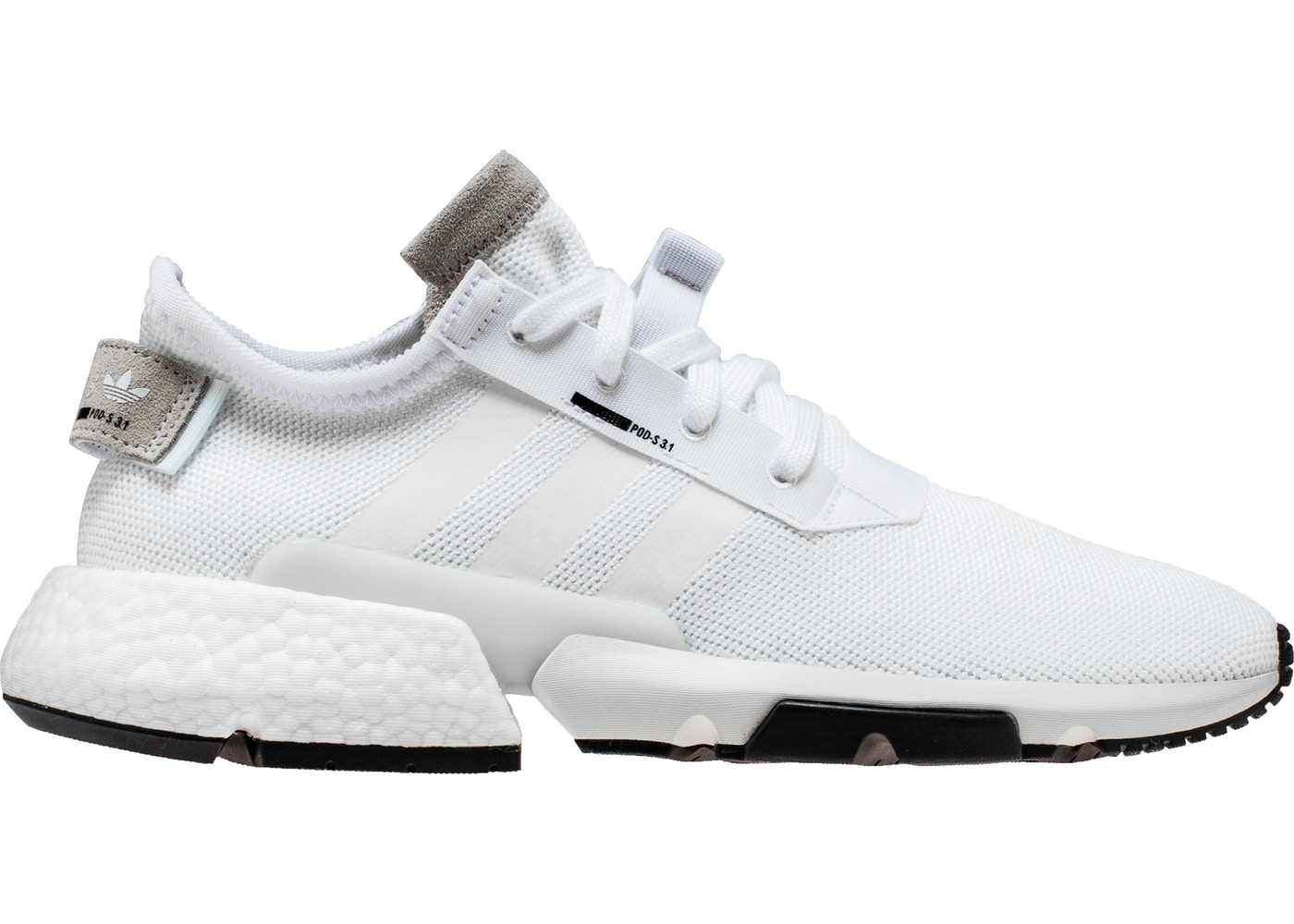 adidas POD-S3.1 Cloud White Core Black