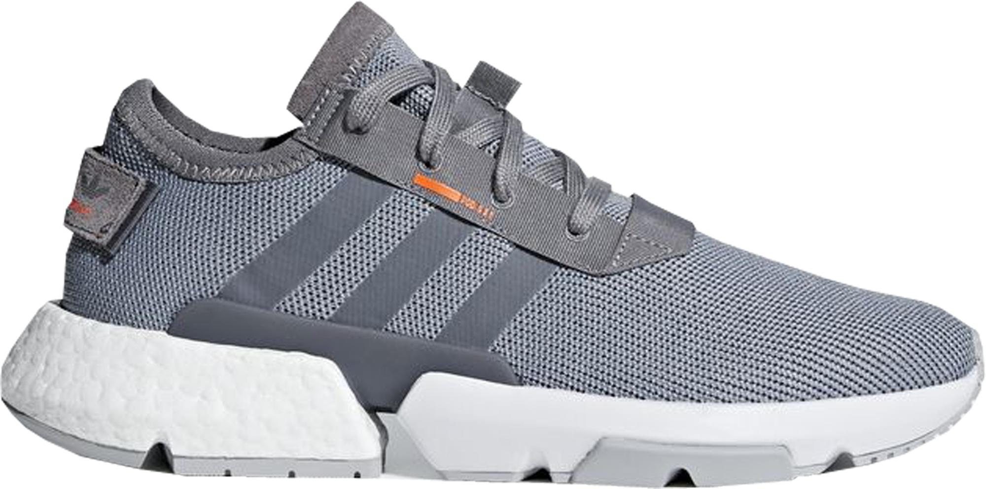 Adidas POD-S3.1 Grey Solar Orange