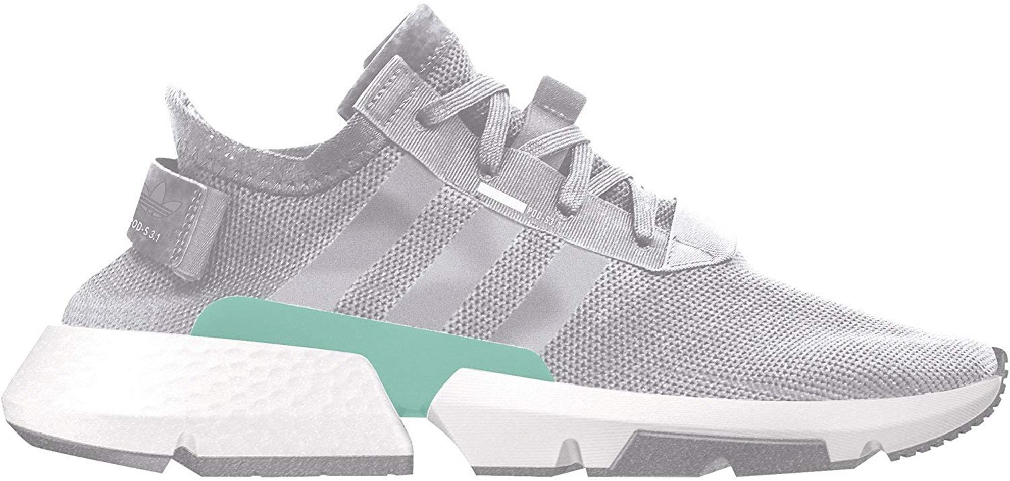 adidas POD-S3.1 Grey Two Clear Mint (W