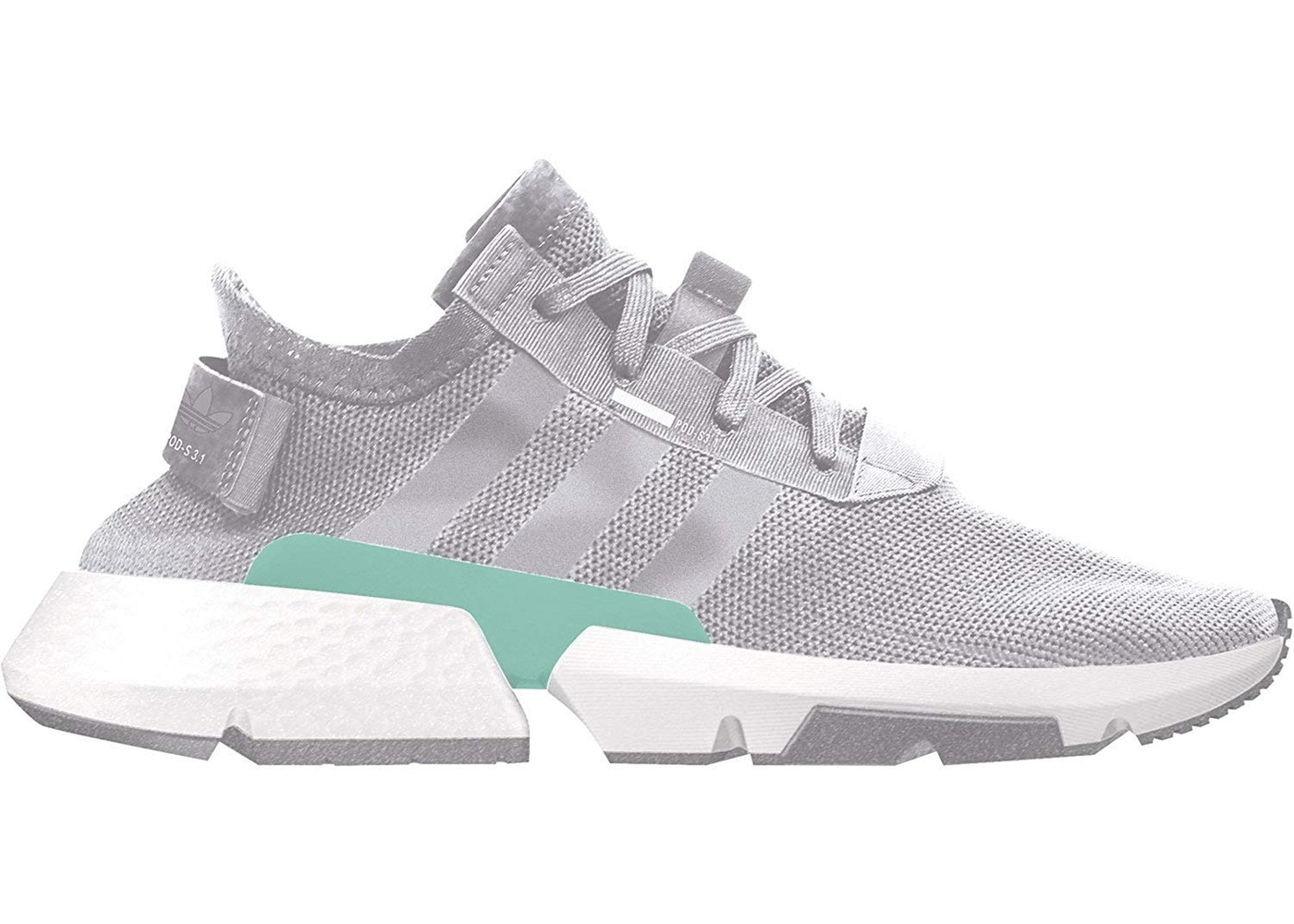 Sell. or Ask. Size 6. View All Bids. adidas POD-S3.1 Grey Two Clear Mint ... d64106915