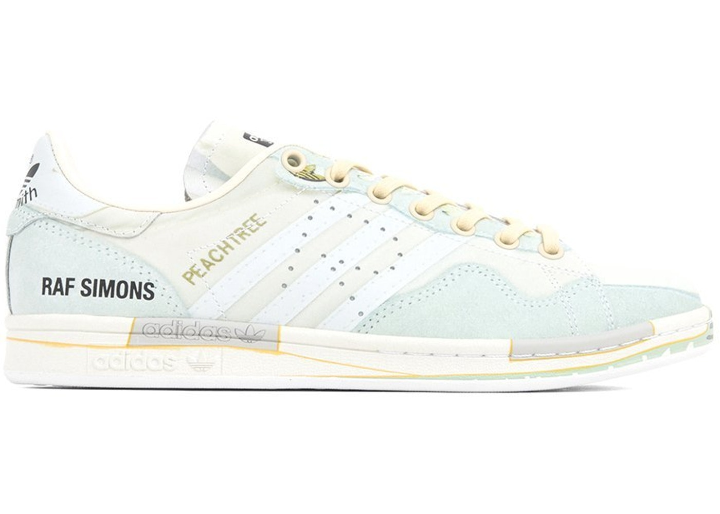Adidas x Raf Simons Peach Stan