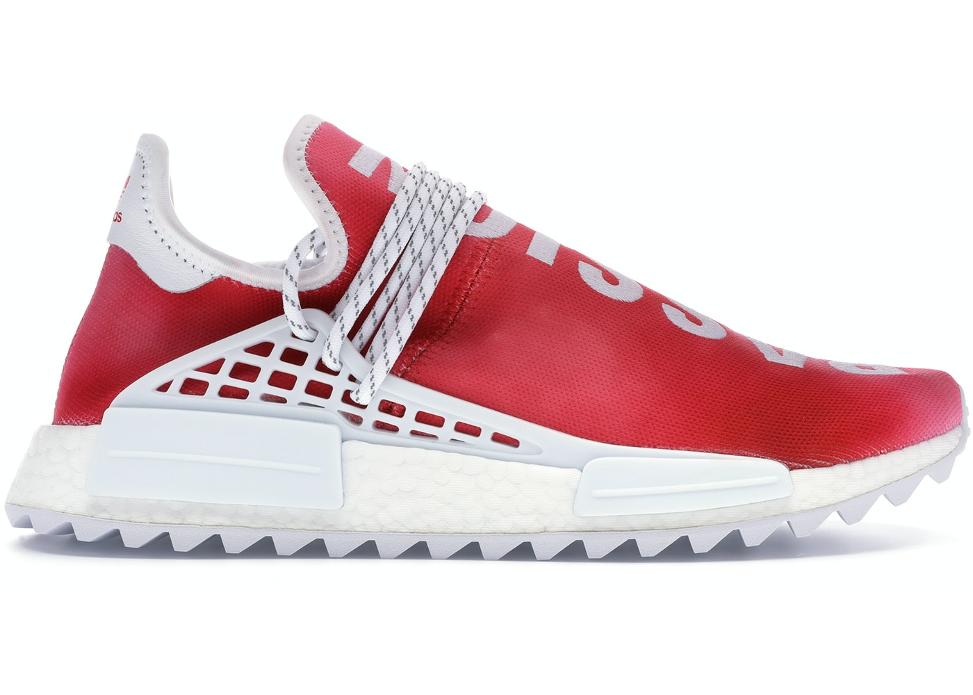 big sale 778db 0c83e adidas Pharrell NMD HU China Pack Passion (Red)