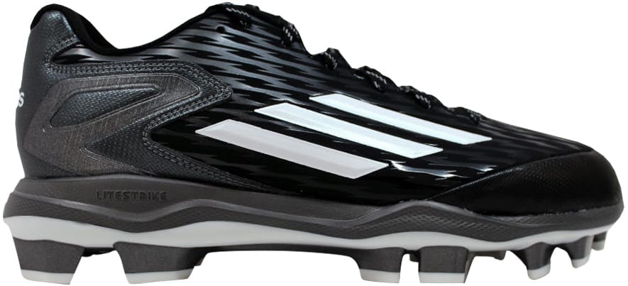 adidas Power Alley 3 TPU Black/White-Tech Grey