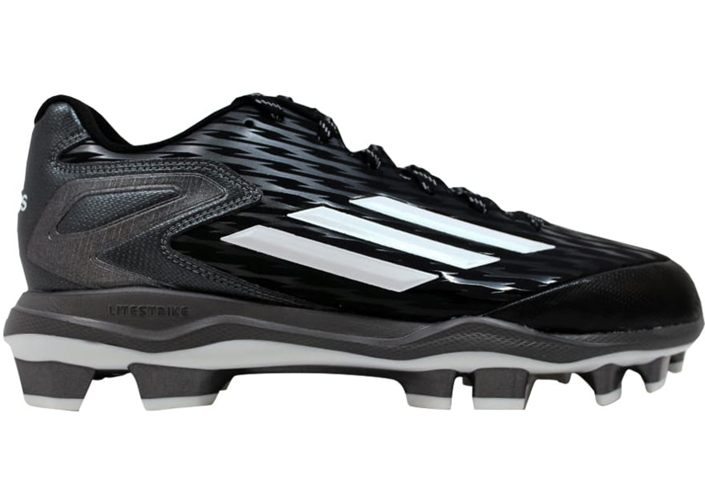 pretty nice 70050 327d3 Sell. or Ask. Size --. View All Bids. adidas Power Alley 3 TPU Black White-Tech  Grey