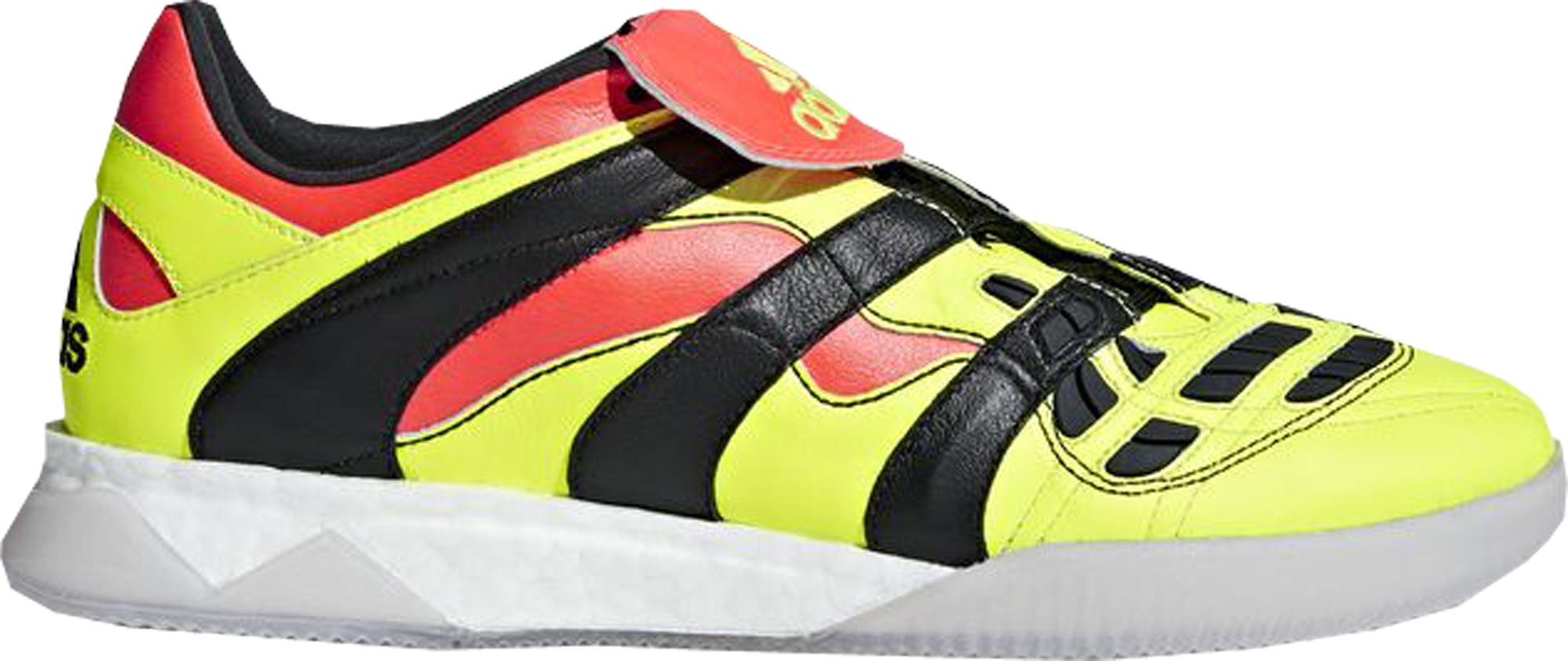 adidas Predator Accelerator Trainers Solar Yellow