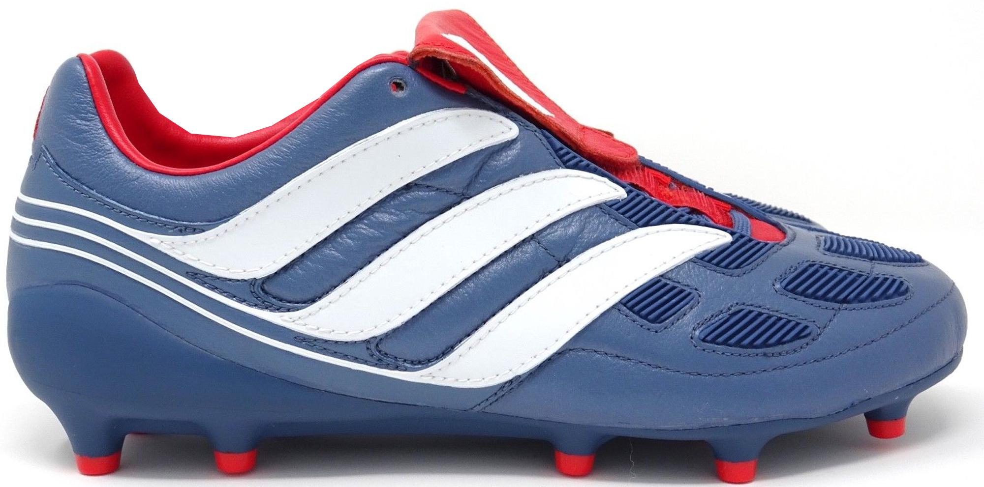 adidas Predator Precision FG Blue Grey